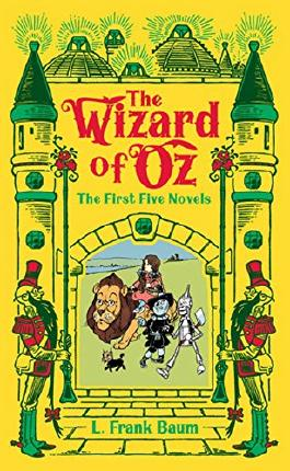 The Wizard of Oz: The First Five Novels (Barnes & Noble Leatherbound Classic Collection)