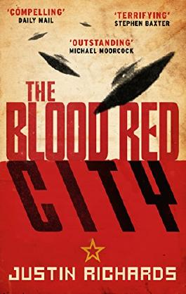 The Blood Red City (Never War Book 2)