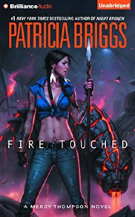 Fire Touched: 8 (Mercy Thompson)