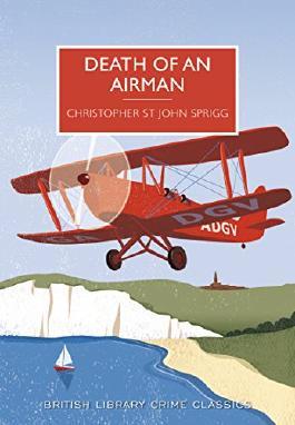 Death of an Airman: A British Library Crime Classic (British Library Crime Classics)
