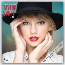 Taylor Swift 2016 - 18-Monatskalender