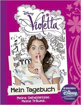 Disney Violetta Mein Tagebuch