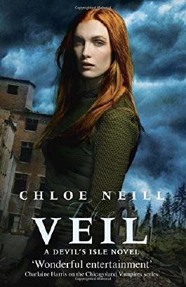 The Veil: A Devil's Isle Novel (Devils Isle 1)