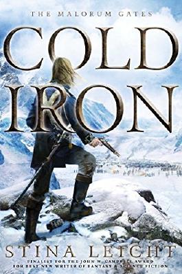 Cold Iron (The Malorum Gates)