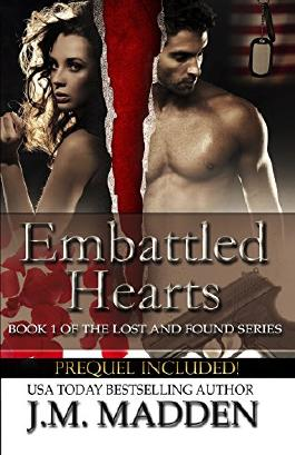 Embattled Hearts: Volume 1 (Lost And Found Series)