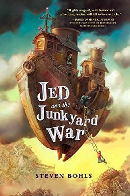 Jed and the Junkyard War (Junkyard Wars)