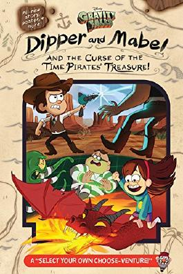 Dipper and Mabel and the Curse of the Time Pirates' Treasure!