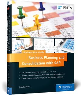 Business Planning and Consolidation with SAP—Business User Guide