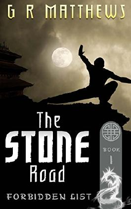The Stone Road: Volume 1 (The Forbidden List)