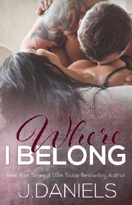 Where I Belong: Volume 1 (Alabama Summer)