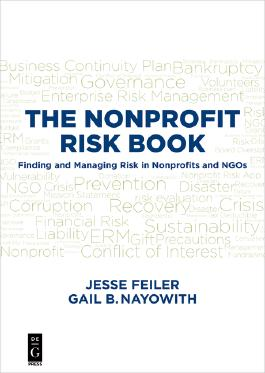 THE NONPROFIT RISK BOOK