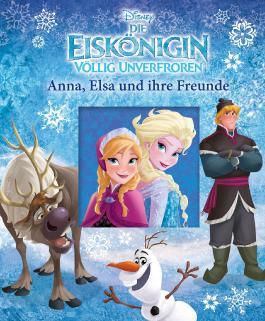 Disney - Die Eiskönigin - Anna, Elsa und Ihre Freunde - Vorlese-Pappbilderbuch