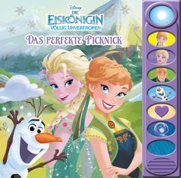 Die Eiskönigin, Das perfeke Picknick - 8-Button-Soundbuch