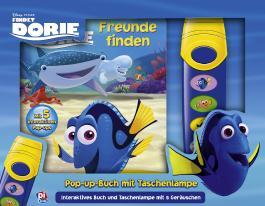 Findet Dorie, Freunde finden - Buch & Sound Spiel-Set