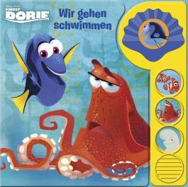 Findet Dorie - Wir gehen schwimmen