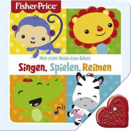 Fisher-Price - Singen, Spielen, Reimen