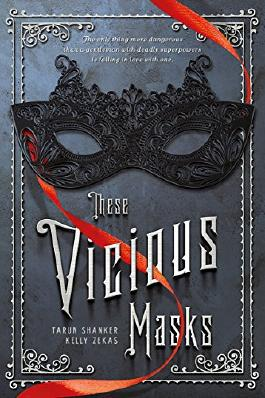 These Vicious Masks: A Swoon Novel