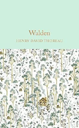 Walden (Macmillan Collector's Library)