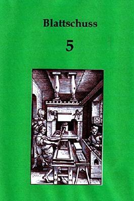 Blattschuss 5