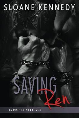 Saving Ren (Barretti Security Series) (Volume 3)