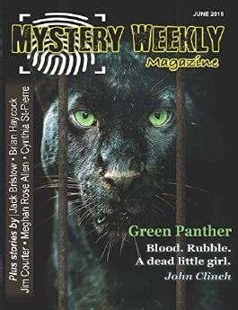 Mystery Weekly Magazine: June 2016 (Mystery Weekly Magazine Issues)