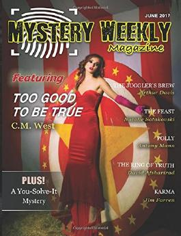 Mystery Weekly Magazine: June 2017 (Mystery Weekly Magazine Issues)