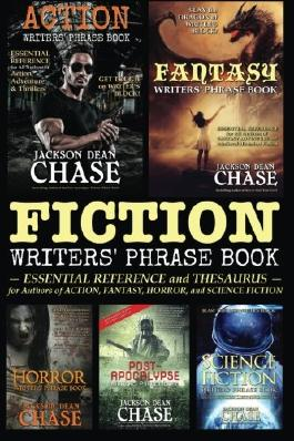 Fiction Writers' Phrase Book: Essential Reference and Thesaurus for Authors of Action, Fantasy, Horror, and Science Fiction: Volume 5 (Writers' Phrase Books)