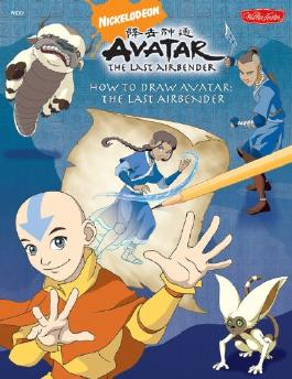 How to Draw Nickelodeon Avatar: The Last Airbender