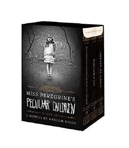 Miss Peregrine's Peculiar Children: Boxed Set