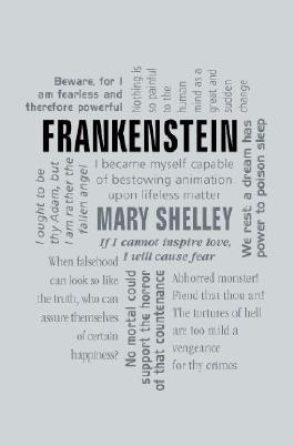 Frankenstein (Word Cloud Classics)
