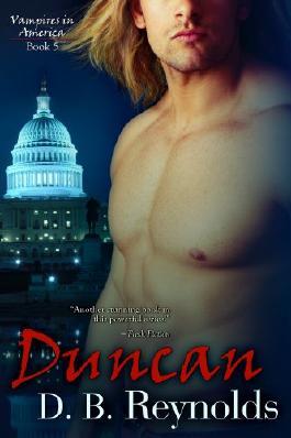 Duncan (Vampires in America Book 5)