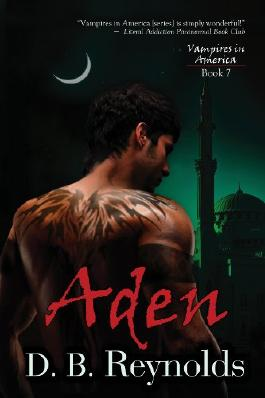 Aden (Vampires in America Book 7)