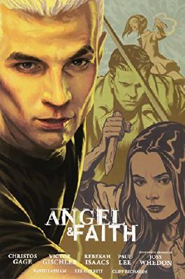 Angel and Faith: Season Nine Library Edition Volume 2