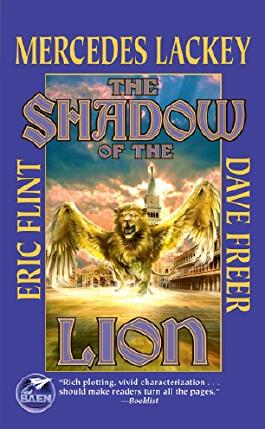 The Shadow of the Lion (Heirs of Alexandria Book 1)