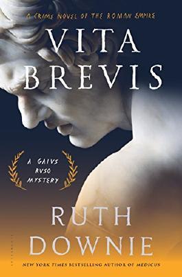 Vita Brevis: A Crime Novel of the Roman Empire (The Medicus Series)