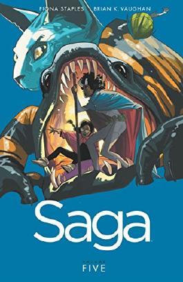 Saga Volume 5