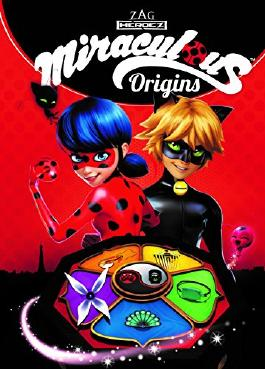 Miraculous: Origins (Miraculous: Tales of Lady Bug and Cat Noir)