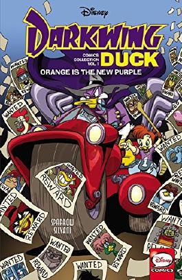 Disney Darkwing Duck Comics Collection