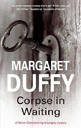 Corpse in Waiting (A Gillard and Langley Mystery)