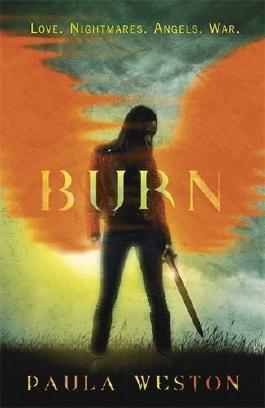Burn (Rephaim 4)