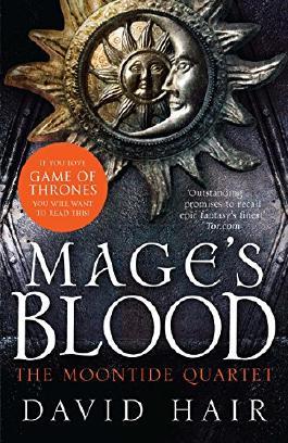 Mage's Blood (Moontide Quartet Book 1)