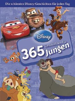 365 Geschichten für Jungs