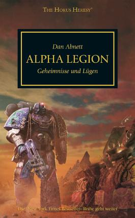 Horus Heresy - Alpha Legion
