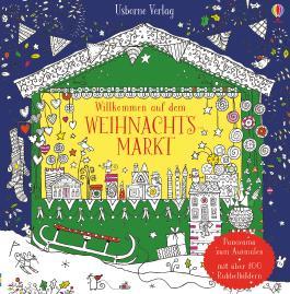 Willkommen auf dem Weihnachtsmarkt