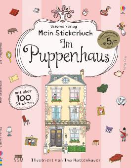Mein Stickerbuch: Im Puppenhaus (Jubiläumsausgabe)