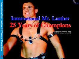 International Mr. Leather: 25 Years of Champions