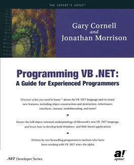 Programming VB.NET