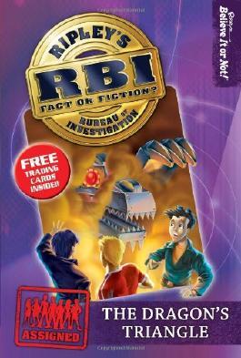Ripley's Bureau of Investigation 2: Dragon's Triangle (RBI)