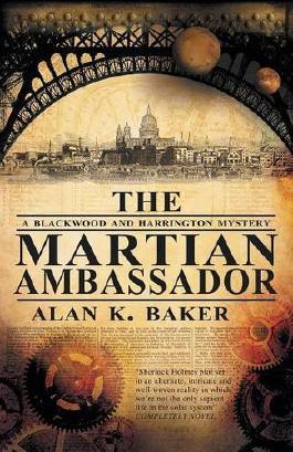 The Martian Ambassador (Blackwood and Harrington)