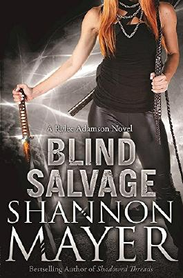 Blind Salvage: A Rylee Adamson Novel, Book 5